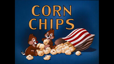 Corn Chips Trailer