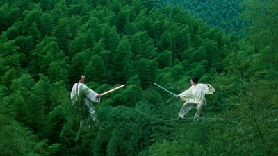 Crouching Tiger, Hidden Dragon Trailer