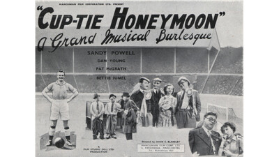 Cup-Tie Honeymoon Trailer