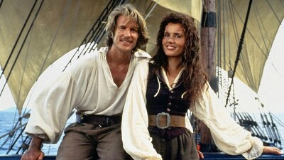 Cutthroat Island Trailer
