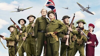 Dad's Army Trailer