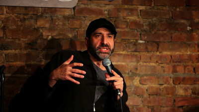 Dave Attell: Road Work Trailer