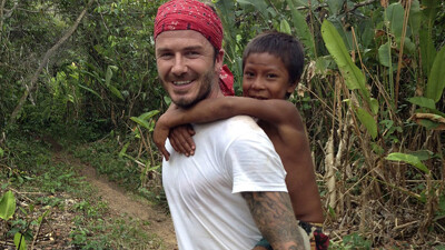 David Beckham: Into the Unknown Trailer