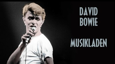 David Bowie Live at Beat Club Musikladen Trailer
