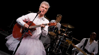 David Byrne: Live From Austin Texas Trailer