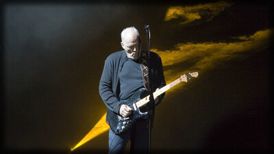 David Gilmour:  Live At The Royal Albert Hall Trailer