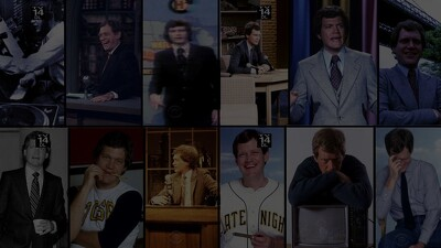 David Letterman: A Life on Television Trailer