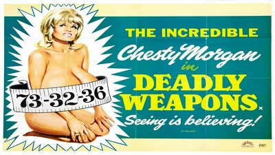 Deadly Weapons Trailer