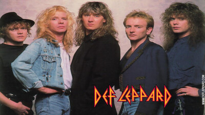 Def Leppard - Historia, In the Round, In Your Face Trailer