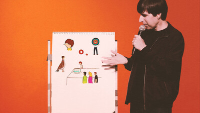 Demetri Martin: The Overthinker Trailer