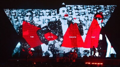 Depeche Mode: Live in Berlin Trailer
