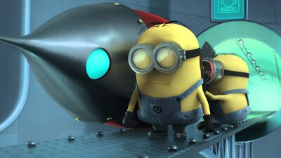 Despicable Me Presents: Minion Madness Trailer
