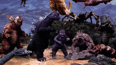 Destroy All Monsters Trailer
