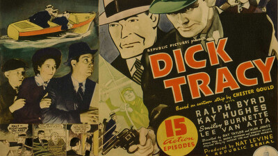 Dick Tracy Trailer
