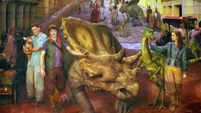 Dinotopia 1 The Outsiders Trailer