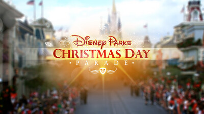 Disney Parks Christmas Day Parade Trailer