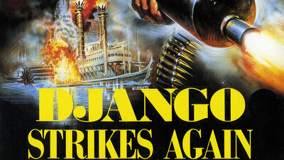 Django Strikes Again Trailer