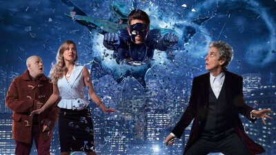 Doctor Who: The Return Of Doctor Mysterio Trailer