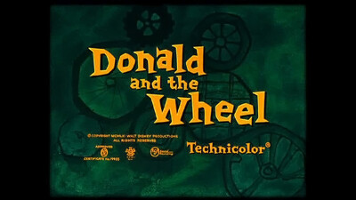 Donald and the Wheel Trailer