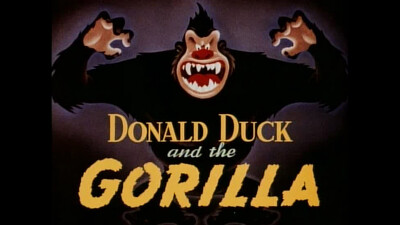 Donald Duck and the Gorilla Trailer