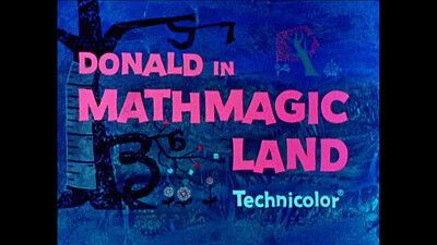 Donald in Mathmagic Land Trailer