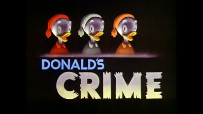 Donald's Crime Trailer
