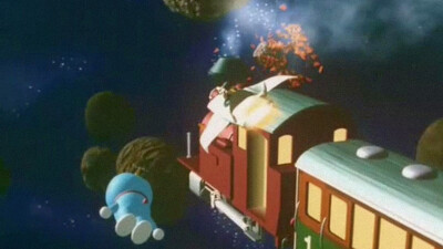 Doraemon: Nobita and the Galaxy Super-express Trailer