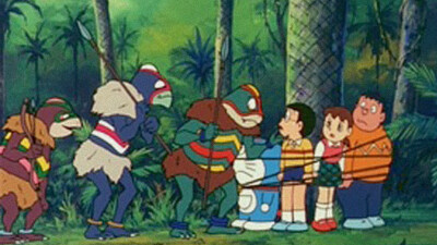 Doraemon: Nobita and the Knights of Dinosaurs Trailer