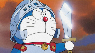 Doraemon: Nobita and the Robot Kingdom Trailer