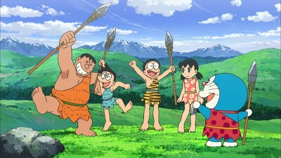 Doraemon the Movie: Nobita and the Birth of Japan Trailer