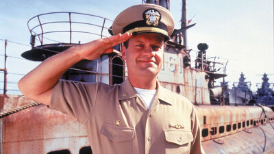 Down Periscope Trailer
