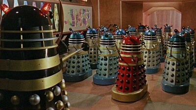 Dr. Who and the Daleks Trailer