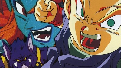 Dragon Ball GT: A Hero's Legacy Trailer