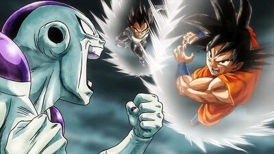 Dragon Ball Z: Resurrection 'F' Trailer