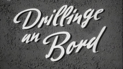 Drillinge an Bord Trailer