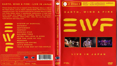 Earth, Wind and Fire - Live in Japan Trailer