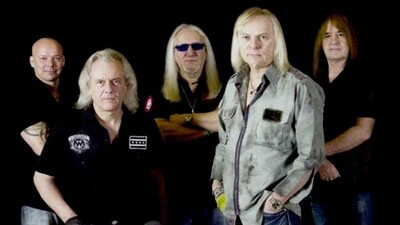 Easy livin' - a history of Uriah Heep Trailer
