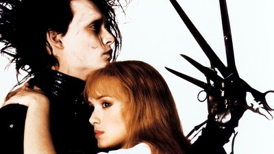 Edward Scissorhands Trailer