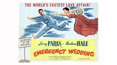 Emergency Wedding Trailer