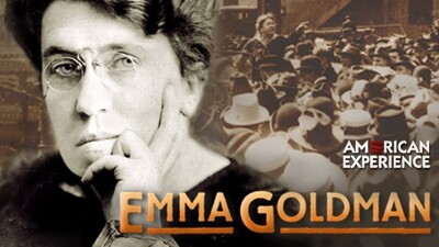 Emma Goldman: An Exceedingly Dangerous Woman Trailer