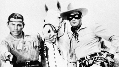 Enter the Lone Ranger Trailer