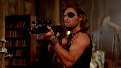 Escape from New York Trailer