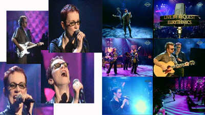Eurythmics Live By Request Trailer