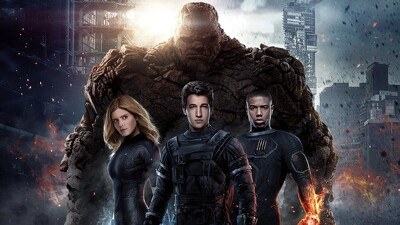 Fantastic Four Trailer