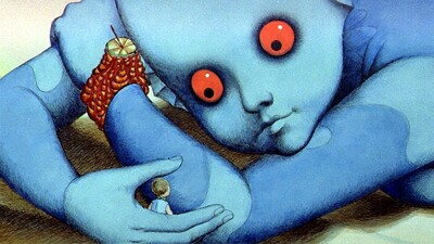 Fantastic Planet Trailer