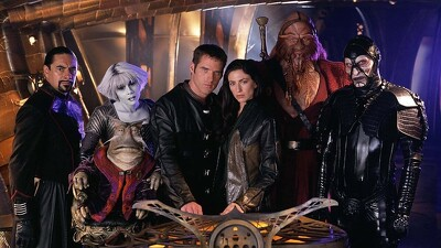 Farscape: The Peacekeeper Wars Trailer