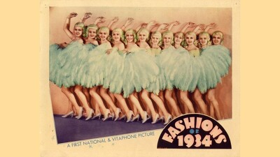 Fashions of 1934 Trailer