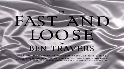 Fast and Loose Trailer