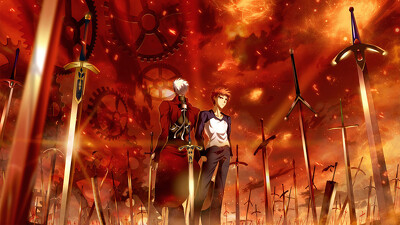 Fate/Stay Night: Unlimited Blade Works Trailer