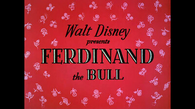 Ferdinand the Bull Trailer